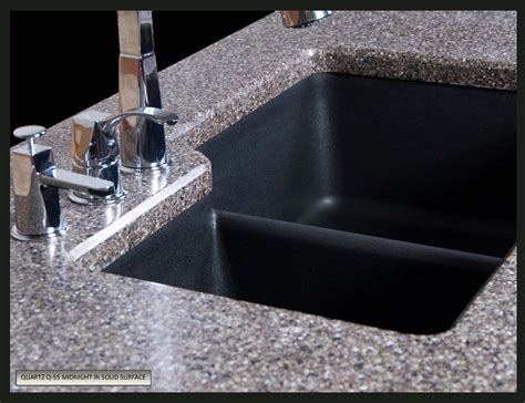 Composite Countertop by Kitchen Design Composite Granite Sinks For
