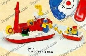 lego deep sea fishing boat lego 2643 1 deep sea fishing boat set parts inventory and
