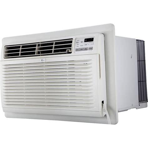 lg 9 800 btu 115v through the wall air conditioner with