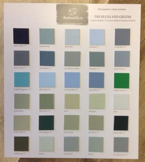 chalkboard paint colours uk official stockist of autentico chalk paints forgooten