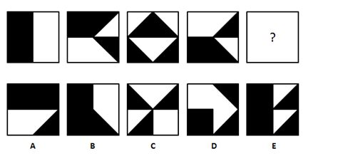 pattern sequence test inductive reasoning test series questions graduatewings