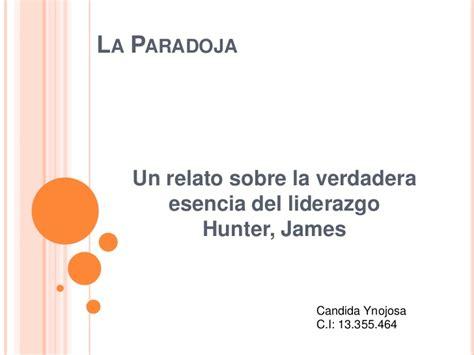 la paradoja un relato 847953365x la paradoja