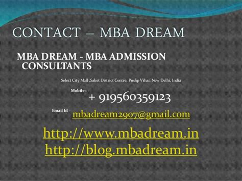 Mba Admissions Cnsulting by Best Admission Consultants For Top B Schools Hyderabad