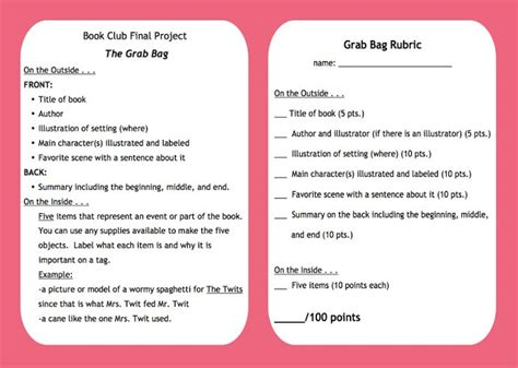 biography book clubs for third graders 35 best images about book report ideas on pinterest