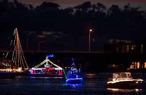 sarasota boat parade sarasota holiday boat parade of lights photo galleries