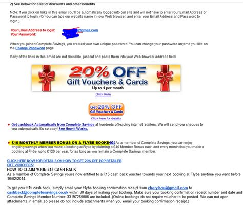 Complaint Letter Credit Card Charges completesave co uk invalid credit card charges review