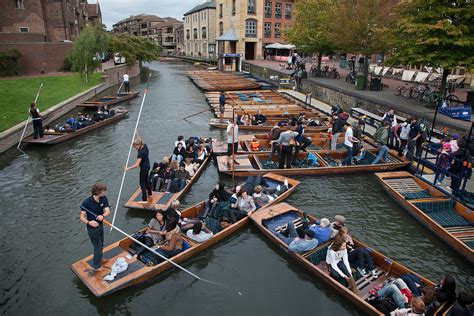 boating holidays cambridge punt boat wikipedia