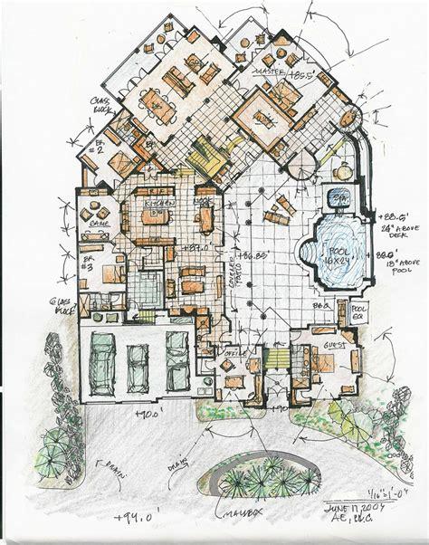 italian house plans with photos