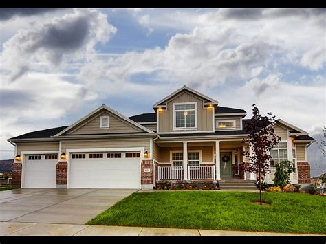 hamilton traditional ii home design for new homes in utah