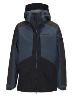 Recommended Jaket Touring Shift peak performance teton ski jacket inthesnow