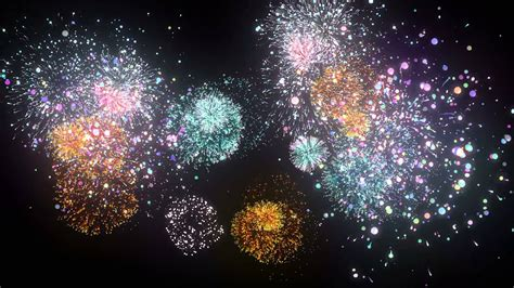 firework background background loop fireworks hq free