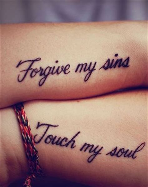 beautiful arm quote tattoo deep and meaningful quot in this meaningful tattoo tattoo girl arm beauty www