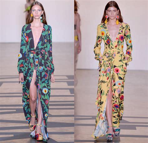 2017 summer style patbo 2016 2017 spring summer womens runway looks denim