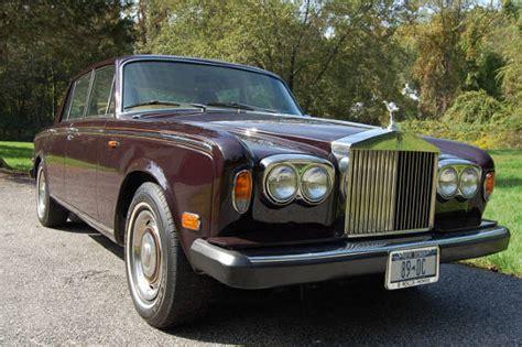 roll royce burgundy rolls royce 1980 silver shadow burgundy 42000 miles forza