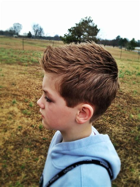little boys with hard part cool kid boy haircuts fresh my little boys new hairstyle