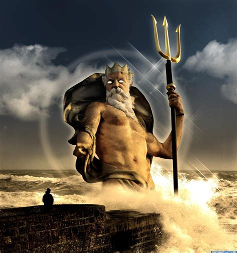 By The Of God lord poseidon god pictures