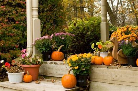 Pumpkins On Porch pumpkins on porch fall