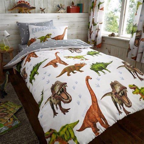 dinosaurier schlafzimmer dinosaurier design einzel doppel bettbezug sets jungen
