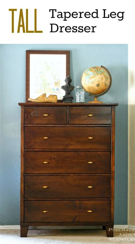 Build Your Own Chest Of Drawers by Tutorials How To Build And Drawers On