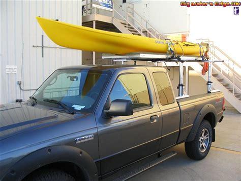 truck bed kayak rack australian kayak fishing forum view topic dgax65 s