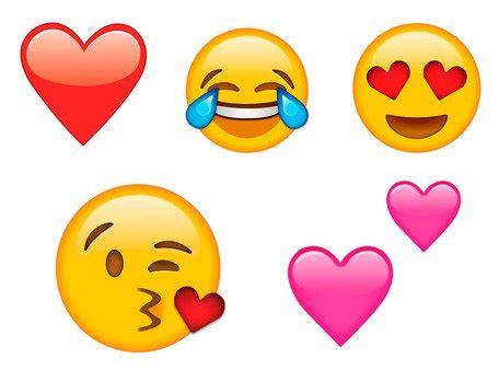 imagenes del emoji enamorado 161 feliz d 237 a del emoji 191 cu 225 l es el que m 225 s usamos adivina