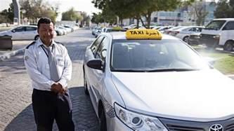 Silver Car Rental Abu Dhabi Abu Dhabi Taxi Driver Takes Pride In A Well Done The