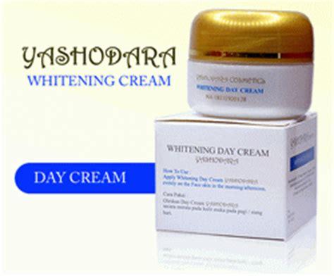 Pemutih Yashodara Whitening pesona kecantikan alami