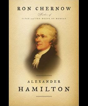 george washington biography ron chernow high five with l paul bremer