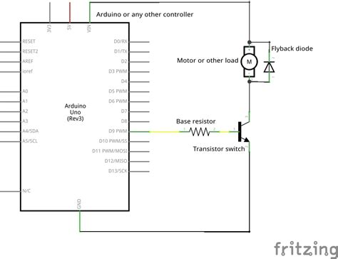 transistor load or switch how to use a transistor as a switch teach me to make