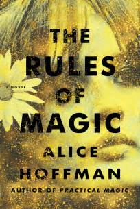 the rules of magic book by alice hoffman official