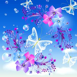 imagenes de mariposas que brillen butterfly live wallpapers android apps on google play