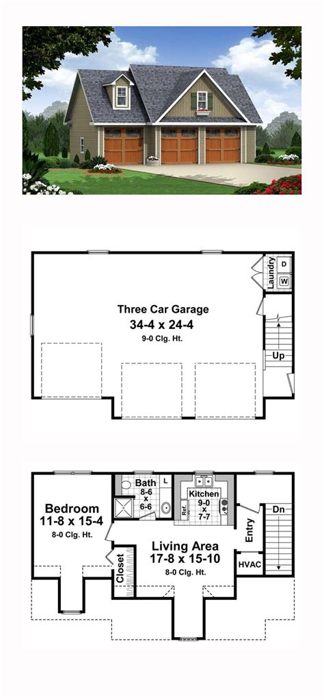 garage floor plans with apartments above best 25 garage with apartment ideas on above
