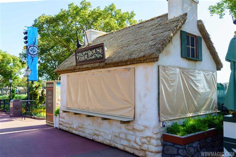 Cider House by Flower And Garden Festival Outdoor Kitchen Cider House