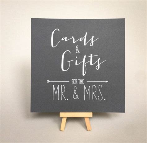 Wedding Gift Sayings On Cards - best 25 gift table signs ideas on pinterest gift table wedding gift tables and