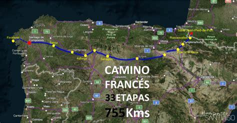 camino de santiago frances etapas camino de santiago franc 233 s to santiago