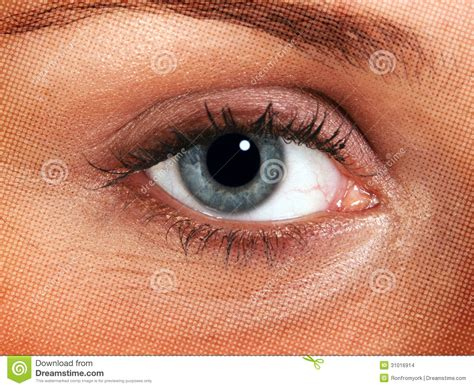 dot pattern eye eye abstract stock images image 31016914