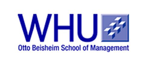 Whu Beisheim Mba by Whu Otto Beisheim School Of Management