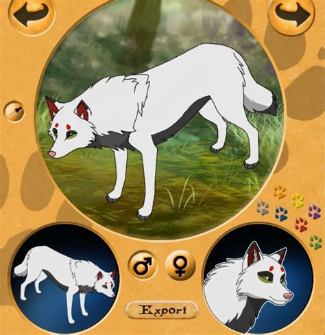 wolf maker design your own wolf falcon on wolf maker by blackwolf008 on deviantart