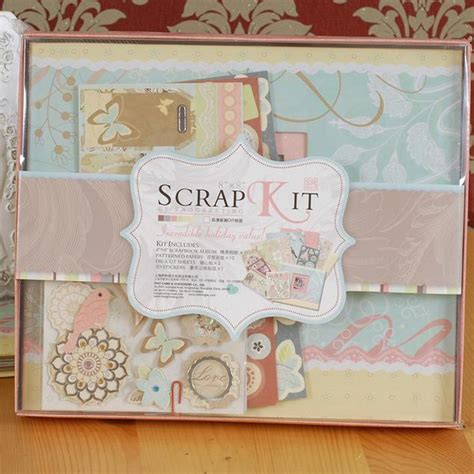 Handmade Scrapbook Paper - sale free shipping diy album scrapbook paper crafts