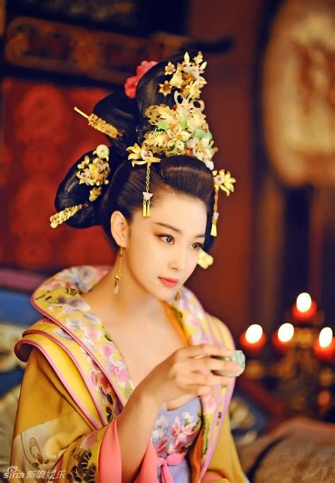 film empress china 武则天 the empress of china 2014 fan bingbing viann zhang