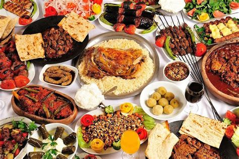 ottoman food turkish cuisine