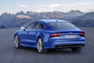 new 2016 audi rs7 performance review specs 0 60 mph