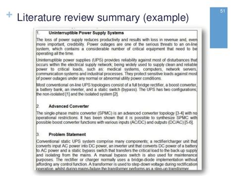 Science Project Review Of Literature Exle by E Science Grant Khairul 2012