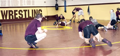 High School Mat Dimensions by The Concordian For A New Space