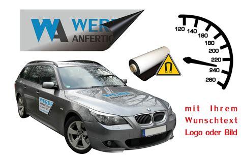Folie Bedrucken Auto by Autowerbung Werbeanfertigung Werbeschilder