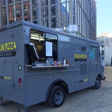 truck washington dc rollin pizza dc washington dc food trucks roaming hunger
