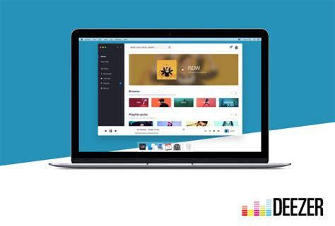 format email deezer deezer s new desktop app for macos lets subscribers stream