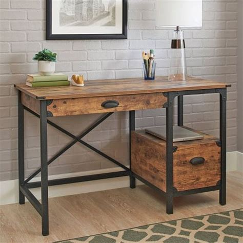 Rustic Desk Ebay Rustic Country Desk Computer Home Workstation Weathered