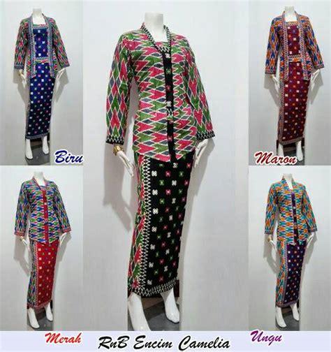 Setelan Batik Camelia Batikmurah harga setelan rok blus encim camelia kebaya batik id priceaz
