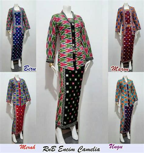 Blus Batik Rajut Atasan Batik Katun Blus Batik Trendy B2 0916 040 harga setelan rok blus encim camelia kebaya batik
